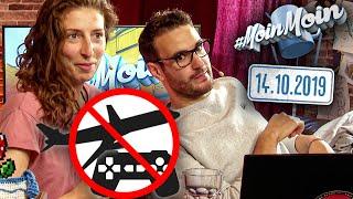 Anspiel-Events in Übersee ein No-Go? & Nackt am Bahnhof Fulda   MoinMoin mit Ilyass & Sofia