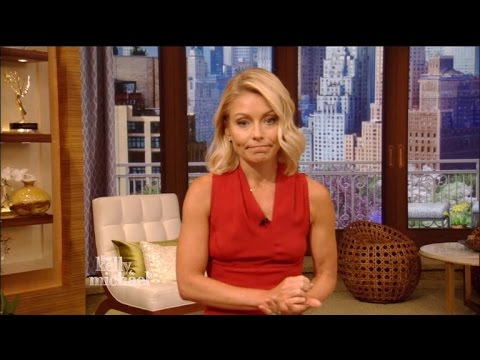 I would lick kelly ripa