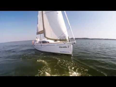 Scandinavia 35 || Good day on water