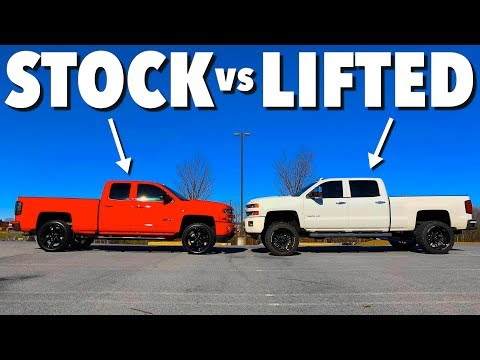 Lifting My Silverado!! Is It Worth It??