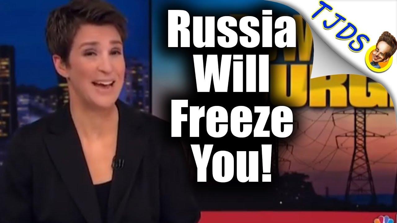Rachel Maddow's Craziest Russia Video Ever!