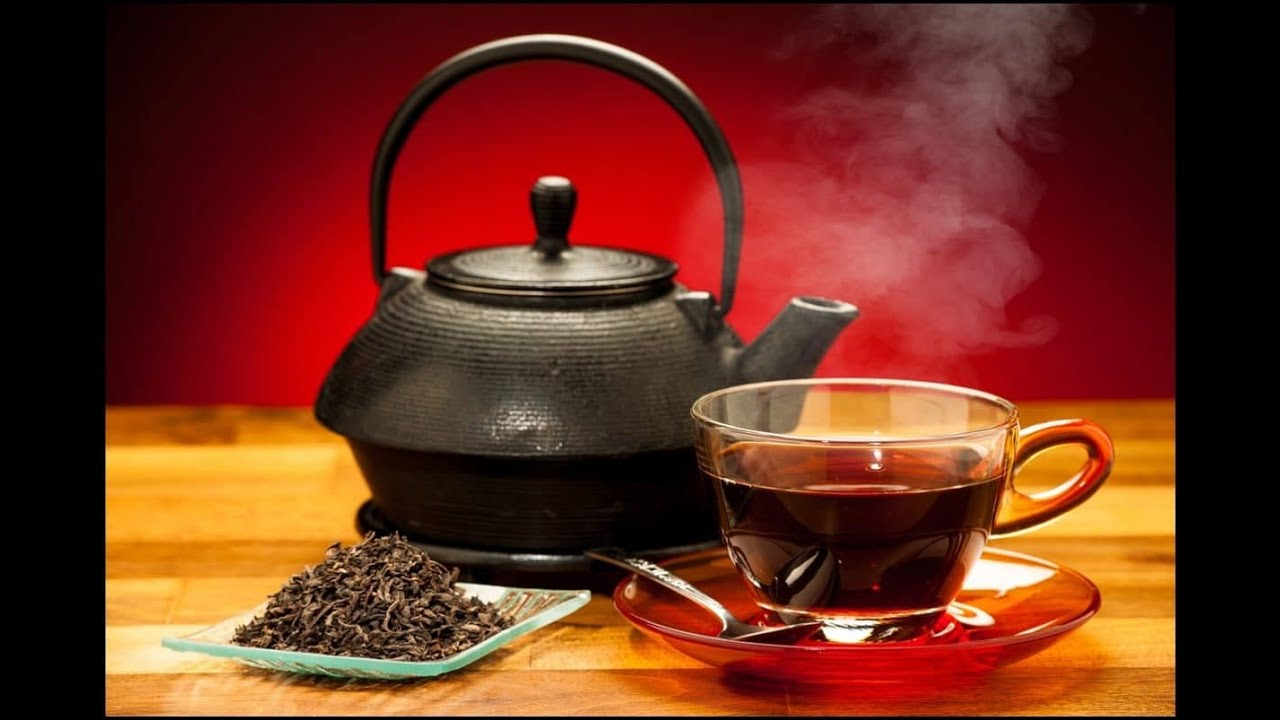 какой чай пьют из калебаса