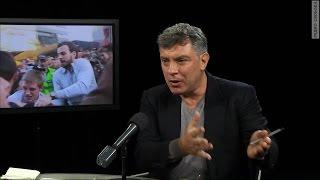 """Борис Немцов: """"Пора освободить Россию от Путина"""""""