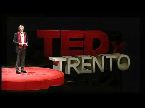 Racconto di due citta' 2.0 Alcune condizioni di felicita' urbana: Derrick de Kerckhove at TEDxTrento
