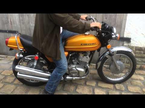 Kawasaki KH250 S1F for sale on ebay