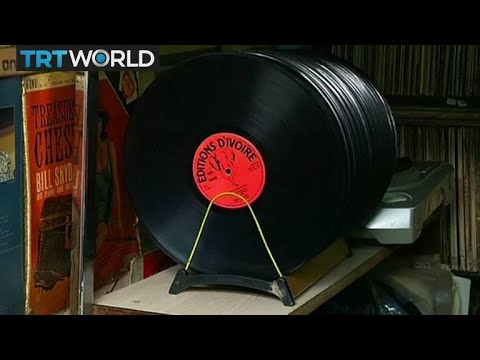Kenya Records: Nairobi meat market's hidden record store