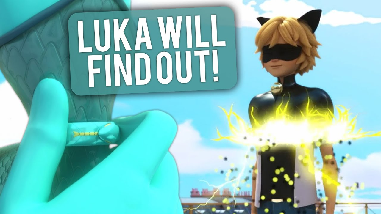 Luka Will Find Out Adrien's Identity!   Wishmaker Theory/Analysis