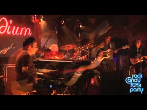 Rock Candy Funk Party - Octopus-e - Live At The Iridium