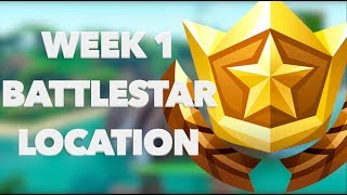 Fortnite Staffel 8 Woche 1 Geheime Battlestar Lage | Fortnite Battle Royale Staffel 8
