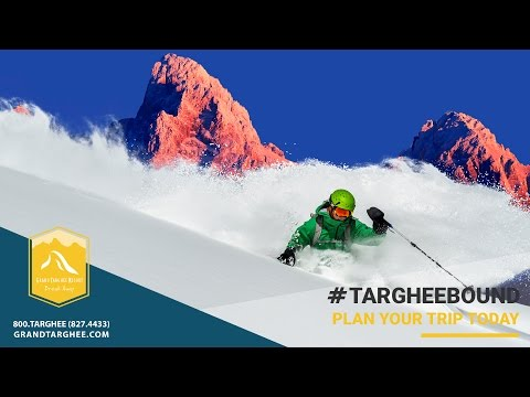 Grand Targhee Resort, Plan Your Trip Today
