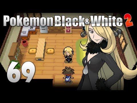 Pokémon Black & White 2 - Episode 69 [Cynthia Battle]