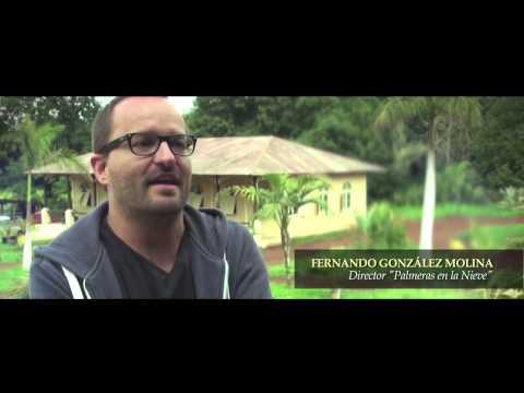 Making Of PALMERAS EN LA NIEVE HD