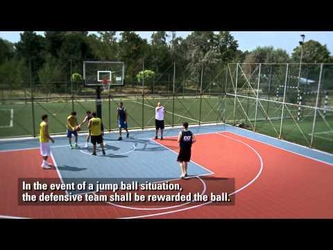 Jump Ball Situation Youtube