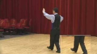 Bronze Quickstep - Tipple Chasse Ballroom Dance Lesson