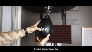Everlast - Leather Speed Bag Metal Swivel Cotter Pin - FIRST LOOK