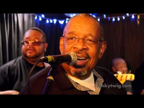 Fred Wesley JBs & James Morton, Breaking Bread with Mama, Pass the Peas Golden Lion, Bristol, 2013