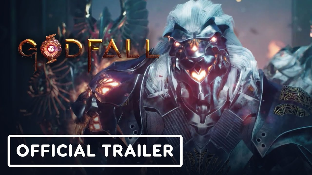 Godfall - Official PlayStation 5 Reveal Trailer | The Game Awards 2019
