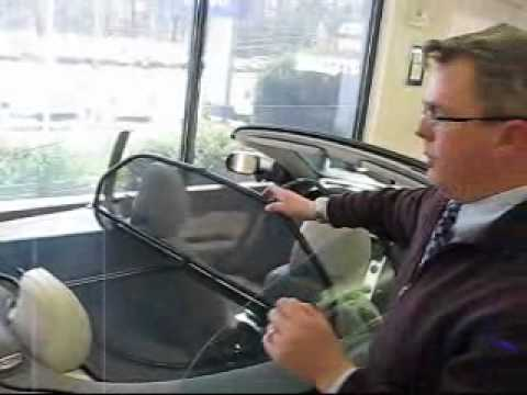 Ron Keystone Convertible Windscreen For C70 S