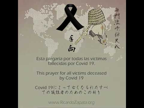 TAMUKE: OFRENDA POR LOS FALLECIDOS EN EL MUNDO POR COVID19
