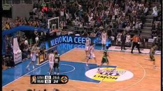 Final del Unicaja - Real Madrid, 19/03/11
