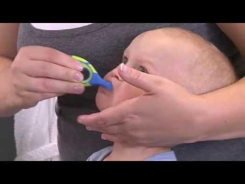Pusse tenner på baby og småbarn? - YouTube