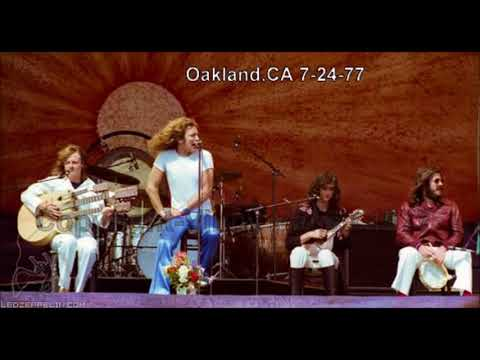 Led Zeppelin - Live @ Oakland 1977/07/24