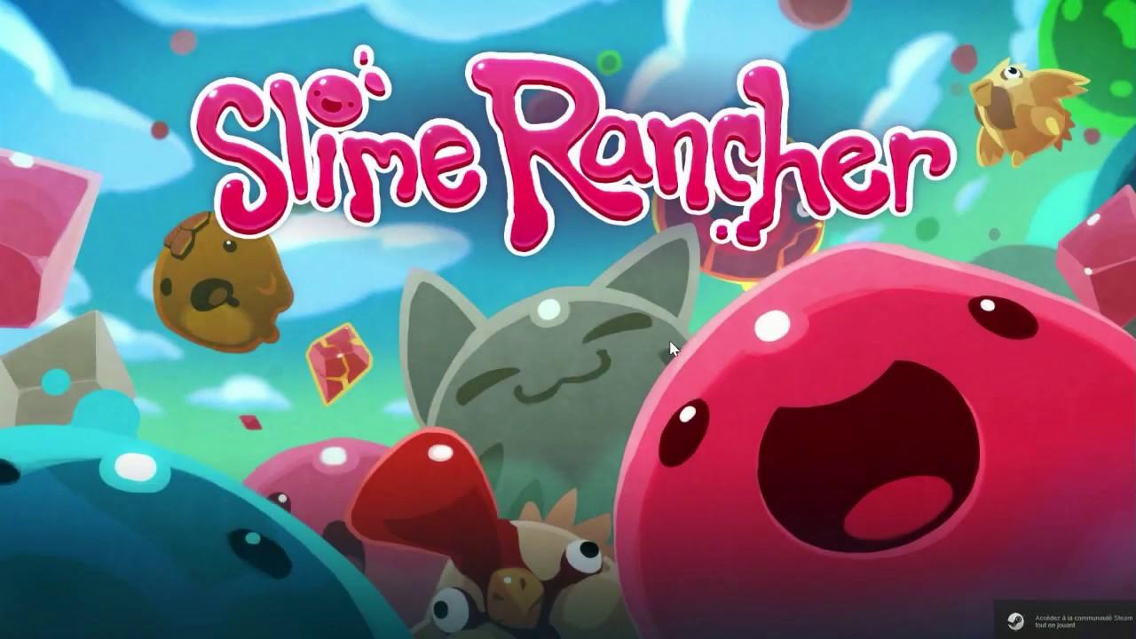 SLIME RANCHER 🎮 GAMEPLAY TEST & AVIS #1 - YouTube