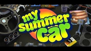 Jr Plays My Summer Car ep36 Update, Adverting and Rallying