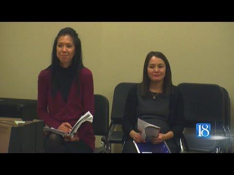 Two Kazakhstan teachers travel 6,000 miles to learn in Lafayette