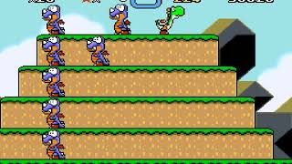 Double Time - Super Mario World - 7 - Dino-Torch