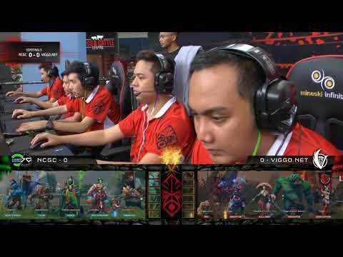 Viggo.net vs NCGC Semifinal |Game 1| Omen Esports Tour Dota 2 Nationals Finals