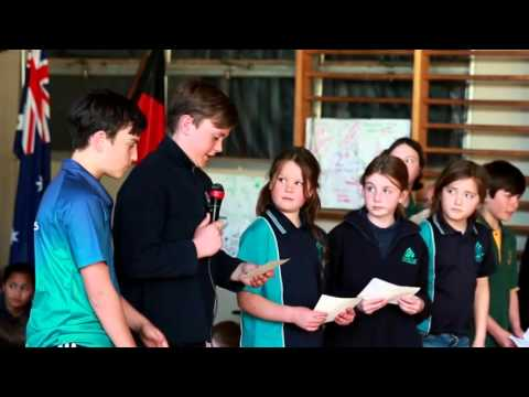 Youth Leading the World Sustainability Assembly - Castlemaine 2015