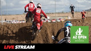 2019 AZ Open Of Motocross | Friday Live Stream
