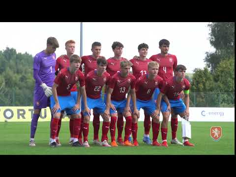 U18 | Sestřih utkání Česko - Německo 2:3