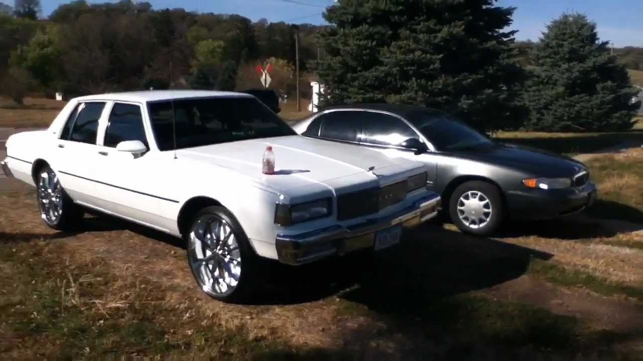 1989 chevrolet caprice box chevy on 6 39 s youtube. Black Bedroom Furniture Sets. Home Design Ideas