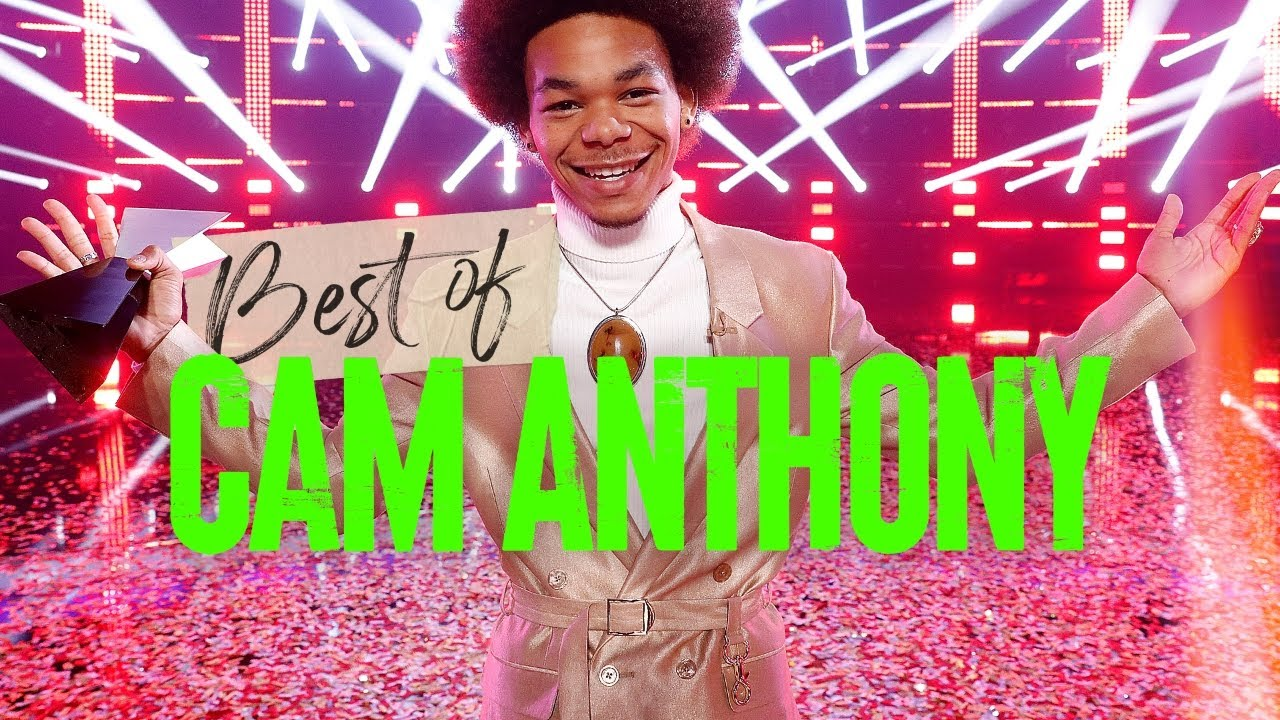 The Best of Voice Champion Cam Anthony's Performances - The Voice 2021