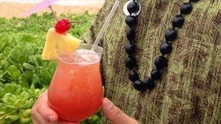 The Perfect Maui Mai Tai