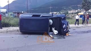 Mjeti del nga rruga ne Bulqize, dy te plagosur | ABC News Albania