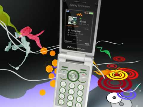 Sony Ericsson W508 Demo Tour HQ