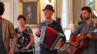 Camping du Brévedent (Normandie) : les musiciens entrent en scène !
