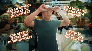PRANK elvia passport ketinggalan !!! trip to singapore part1 #8