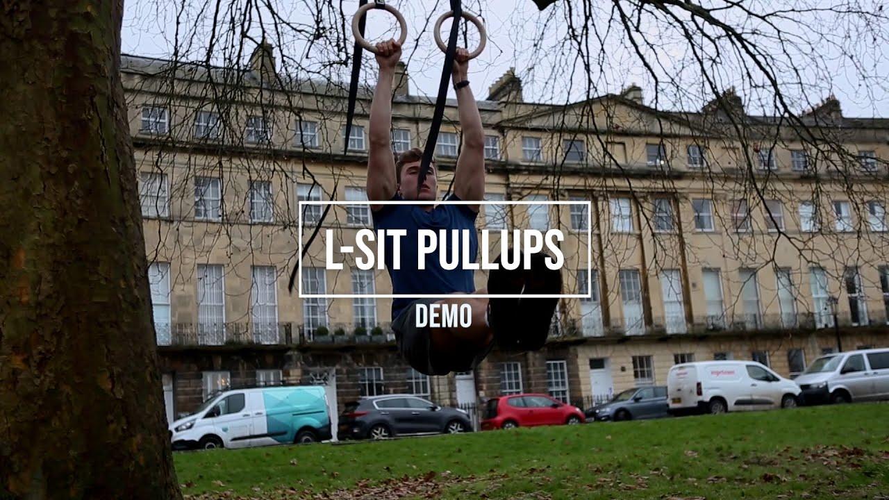 L-sit pull-ups