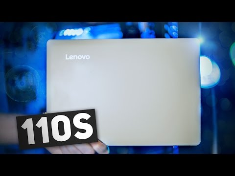 DIRT CHEAP SCHOOL & MEDIA LAPTOP - Lenovo Ideapad 110S Review