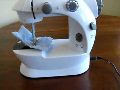 Mini Maquina de Coser en www.Comprasin.com - YouTube