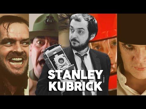 Como Stanley Kubrick Faz Um Filme