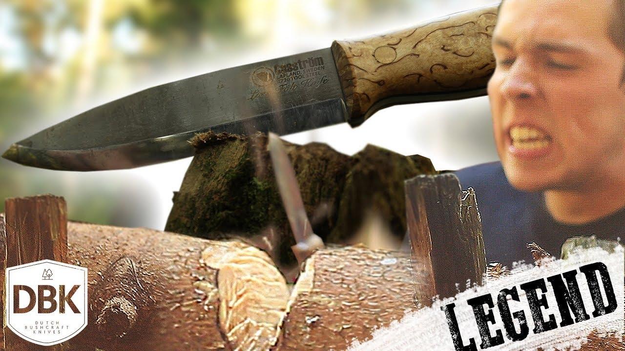 The Legendary Knife! Casstrom Lars Fält Knife