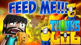 Minecraft Mods : Think's Lab - Little Lab Of Horrors! [Minecraft Roleplay]