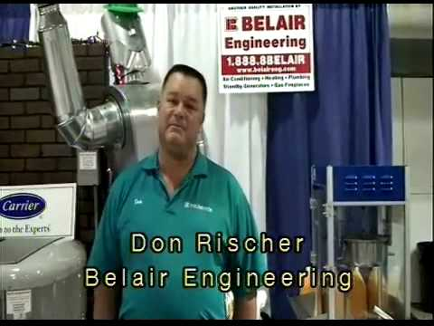 belair engine u tube
