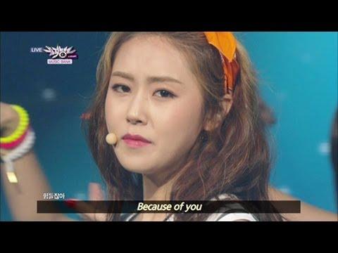 Music Bank with Eng Lyrics | 뮤직뱅크 (2013.07.27)