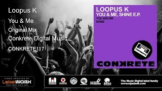 Slammin' new 2 track E.P. by Loopus K, our first Austrian Artist on...